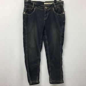 DKNY Jeans 2P Womens Blue Denim NWOT